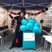 Amber Witch Party London
