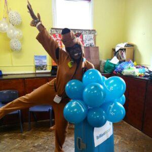 Scooby Doo Lookalike Party Host London