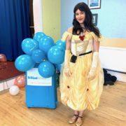 Princess Belle Lookalike Party Fun
