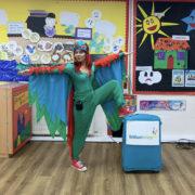 Parrot Party Children's Host London