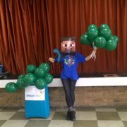 Minecraft Kids Party London
