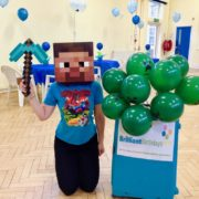 Minecraft Kid's Birthday Party
