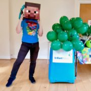 Minecraft Party Fun London
