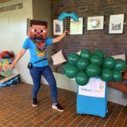 Minecraft Party London