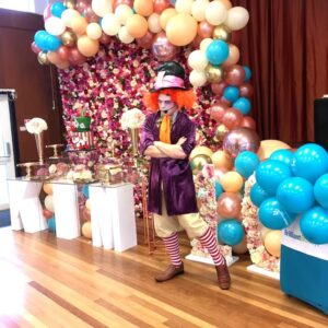 Mad Hatter Party Entertainment London