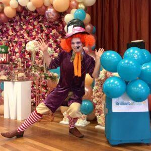 Mad Hatter Children's Party Entertainment London