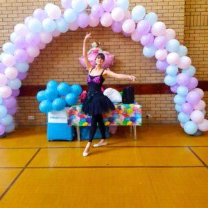 Ballerina Party Host London