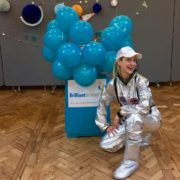 Spacewoman Party Entertainment