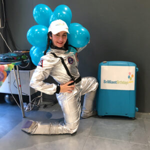 Space Kids Party Host London
