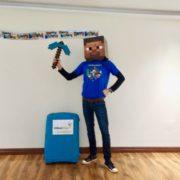 Minecraft Kid's Party London