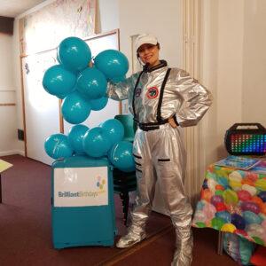 Spacewoman Party Host London