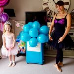 Ballet Party fun and games