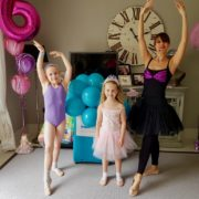 Ballerina Party Fun