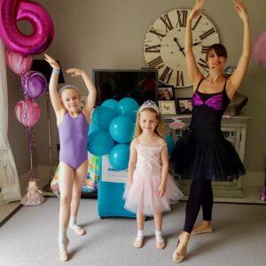 Ballerina Party Fun