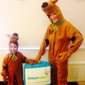 Scooby Doo Children's Party London