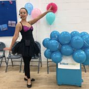 Ballerina Party Host London