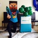 Minecraft Themed Party Entertainment