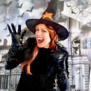 Witch Halloween Party fun
