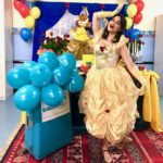 Princess Belle Lookalike Party Entertainer