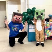 Minecraft Party Entertainment
