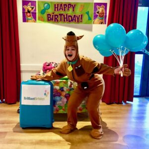 Scooby Doo Childrens's Party