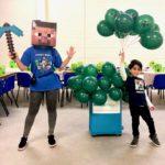 Minecraft Birthday Entertainment