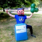 Children's Minecraft Party London