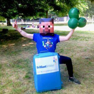 Children's Minecraft Party London