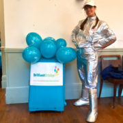 Spacewoman Children's Party