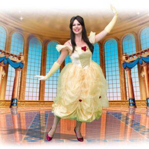 Princess Belle Event Entertainment