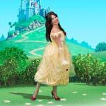 Princess Belle Themed Party Entertainer London