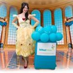 Princess Belle Children's Party London