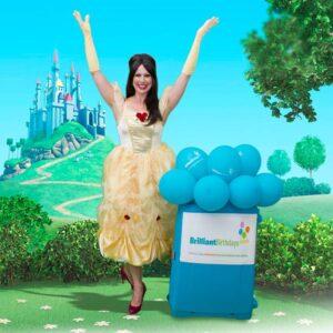 Princess Belle Entertainment