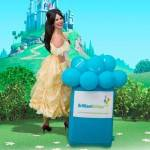 Princess Belle Lookalike Party Princess Belle Children's Entertainer London