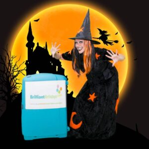 Witch Kid's Entertainer London