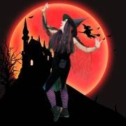 Witch Children's Party London
