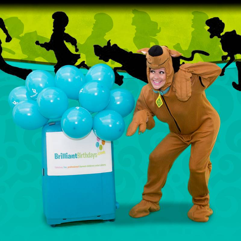 Scooby Doo Themed Party Entertainer London