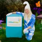 Smurf Themed Party Entertainer London
