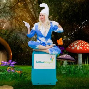 Smurf Event Entertainment