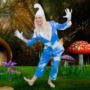 Smurf Children's Entertainer London