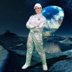 Space Themed Party Entertainer London