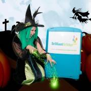 Witch Themed Party Entertainer London