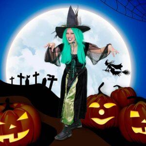 Witch Children's Entertainer London