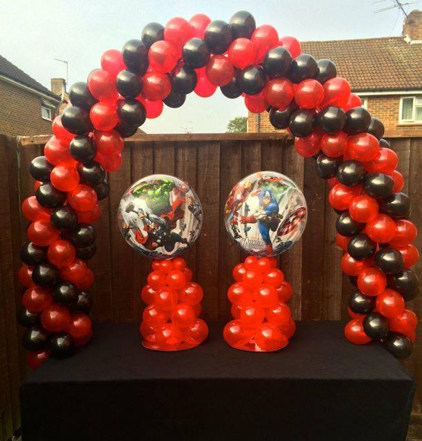 Balloon Decoration Packages Brilliant Birthdays