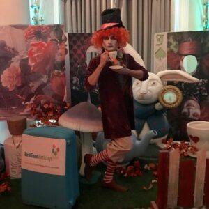Mad Hatter Kid's Entertainer London