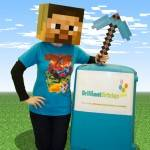 Minecraft Lookalike Party Minecraft Themed Children's Party