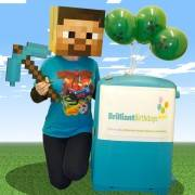 Minecraft Event Entertainment