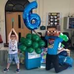 Minecraft Children's Entertainer London