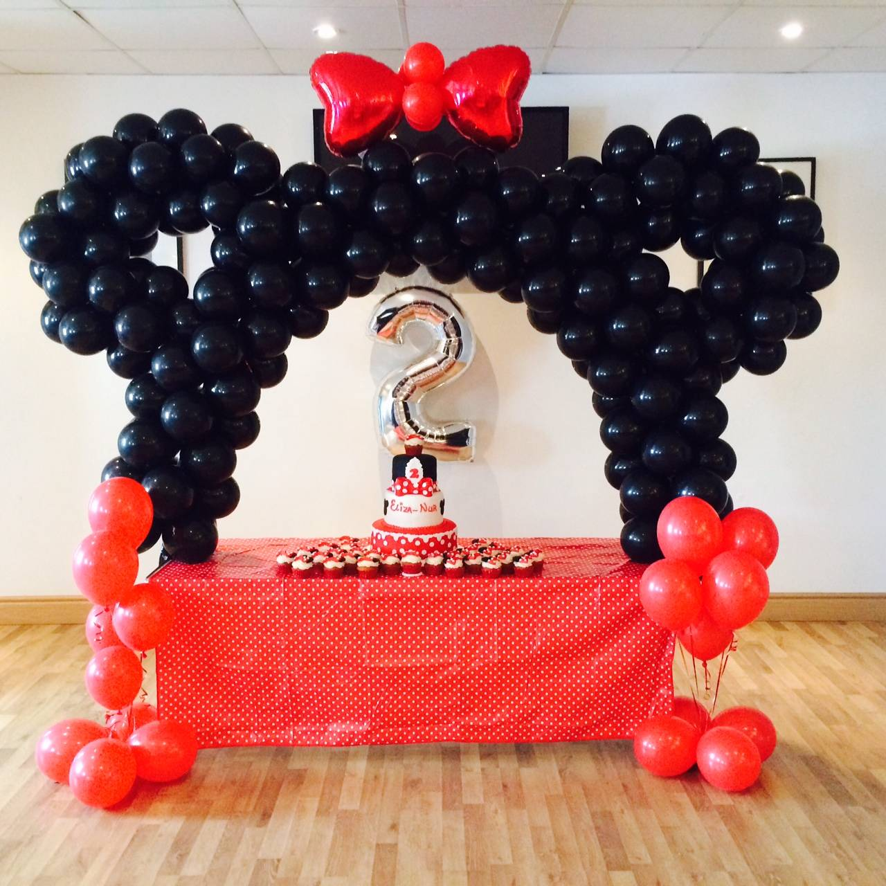 Balloon Decoration Packages , Brilliant Birthdays