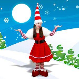Miss Santa Kid's Entertainer London